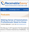 Making Sense of Automation: What Accounts Receivable Professionals Need to Know
