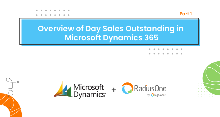 Overview of Day Sales Outstanding in Microsoft Dynamics 365